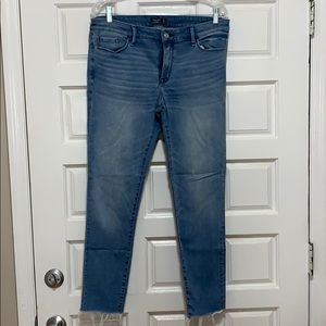 Abercrombie and Fitch Harper Super Skinny Jeans